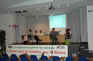 European IAMS Conference, Paris 2006/6